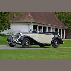 Bonhams 1793 : 1936 Bentley 4¼-Litre Drophead Coupé Chassis no ...