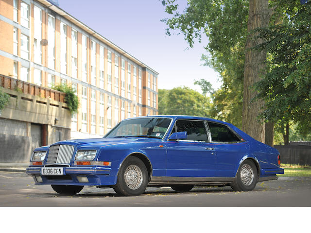 1988 Bentley Empress II Turbo R
