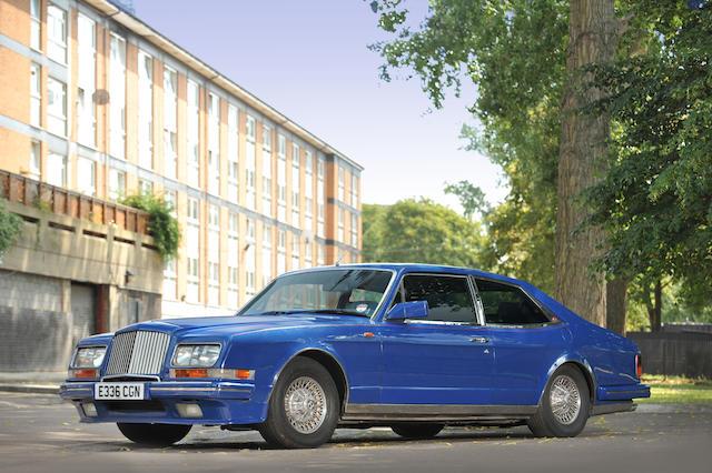 1988 Bentley Empress II Turbo R