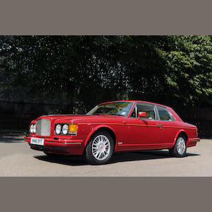 1990 Bentley Turbo R Coupe