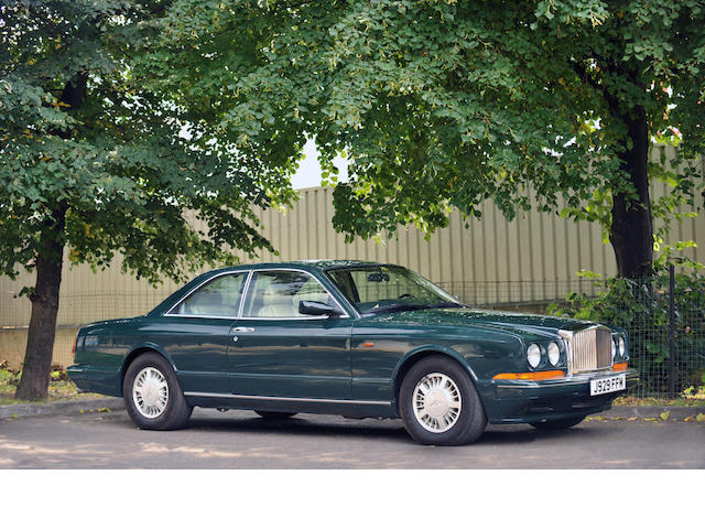 1991 Bentley Continental R Coupe