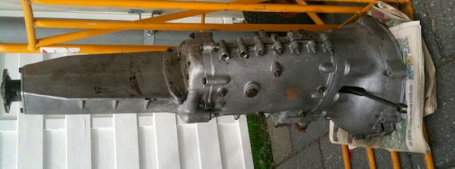 A Hurth gearbox suitable for BMW 327,