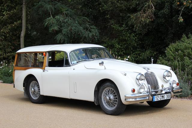 1959 Jaguar XK150 3.4-Litre 'Foxbat' Sports Estate  Chassis no. S825106DN Engine no. V7435-8