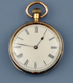 A George III silver pair cased verge pocket watchby James Martin, Worsop
