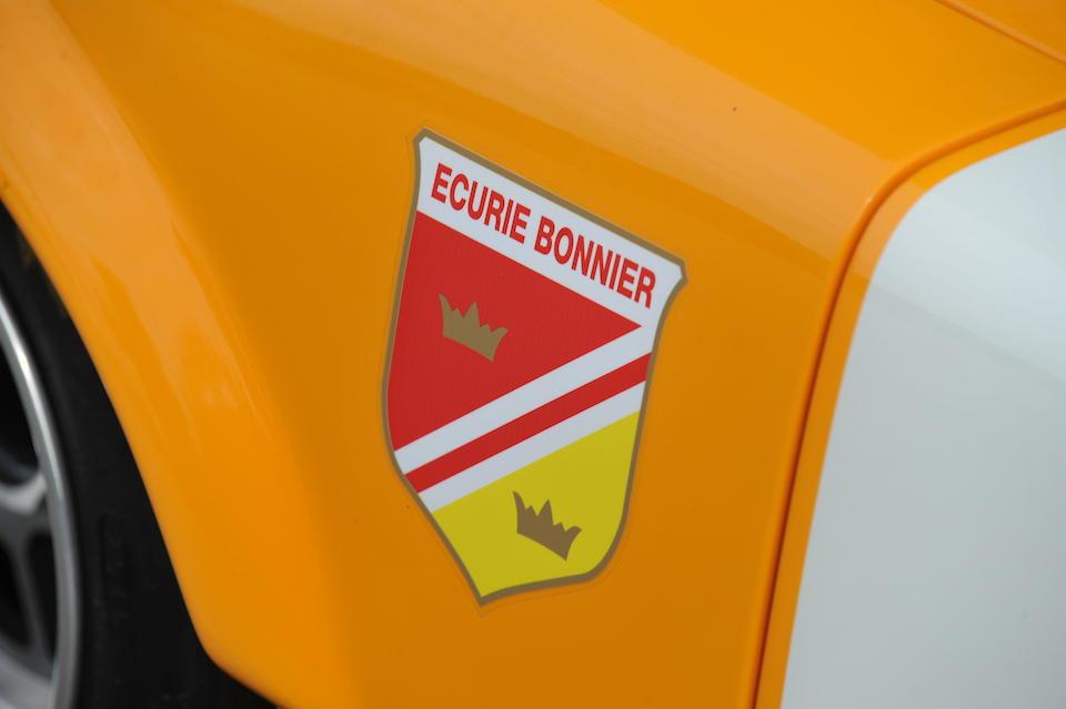 The ex-Jo Bonnier, Gérard Larrousse,1972 Lola T290 3.0-Litre Competition Spyder  Chassis no. HU 1 290 DFV