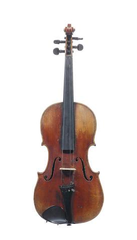 An interesting Violin circa 1850 (3)