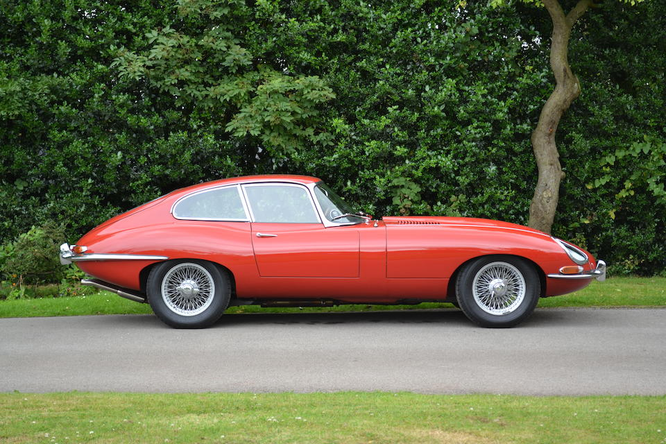 1966 Jaguar E-Type Series 1 4.2-Litre Coupé  Chassis no. 1E21081 Engine no. 7E6533-9