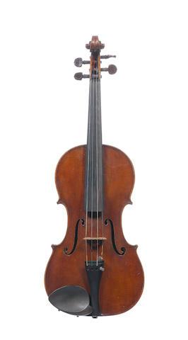 A Violin of the Rocca, Turin School,  circa 1890 (2)