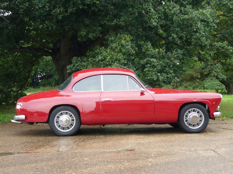 1956 Salmson 2300 Sport Coupé  Chassis no. 85213 Engine no. 154.11-13