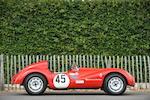 1953 OSCA MT4AD Barchetta  Chassis no. 1126