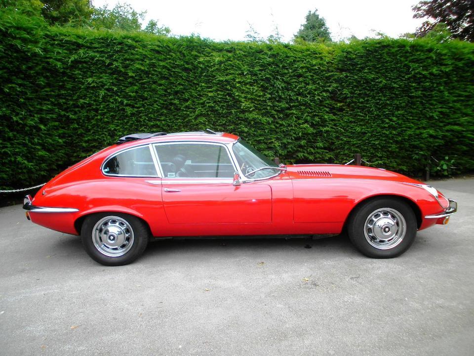 1972 Jaguar E-Type Series III 2+2 Coupé  Chassis no. 1S51354BW Engine no. 7S5175SA
