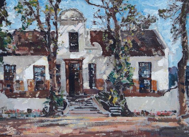 Robert Gwelo Goodman (South African, 1871-1939) Stellenberg