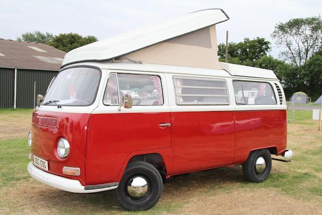 1969 Volkswagen Type 2 Westfalia Camper Van  Chassis no. 239220757