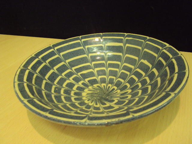 A Claypits pottery Ewenny bowl