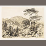 THOMAS (GEORGE POWELL) Views of Simla, 1846
