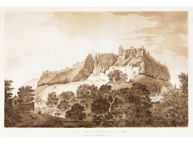HODGES (WILLIAM) Select Views in India, Drawn on the Spot, in the Years 1780, 1781, 1782, and 1783, [1785-88]