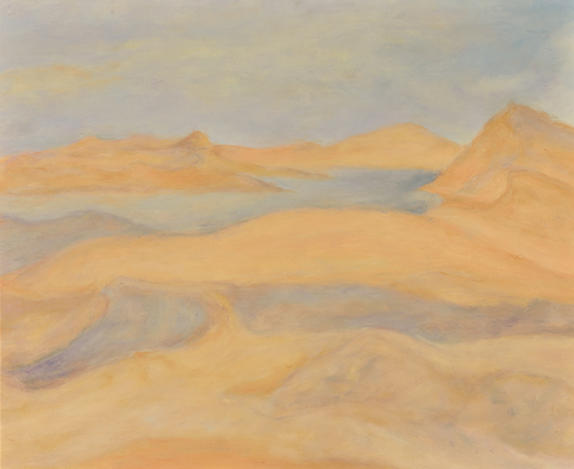 Maud Frances Eyston Sumner (South African, 1902-1985) Dune Landscape
