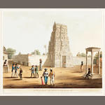 BLAGDON (FRANCIS WILLIAM) A Brief History of Ancient and Modern India, 3 parts in one vol., 1805