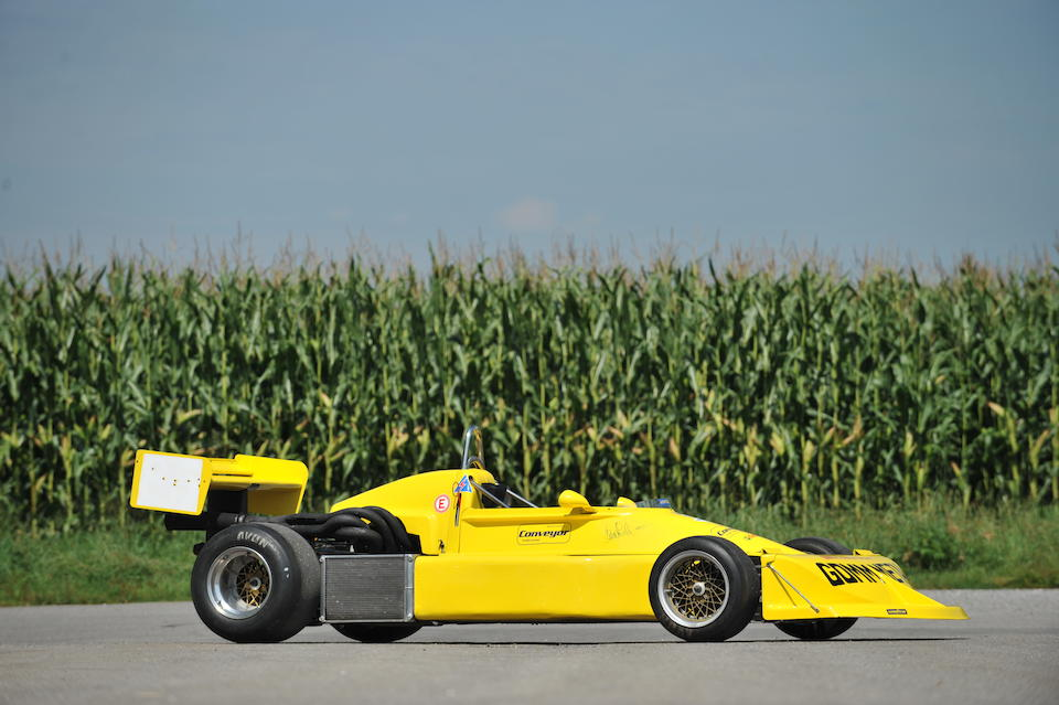 1975 March-BMW Type 752 Formula 2 Racing Single-Seater  Chassis no. 752-22