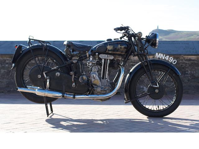 1932 Sunbeam Model 5/9,