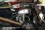 1956 BSA B31 Special