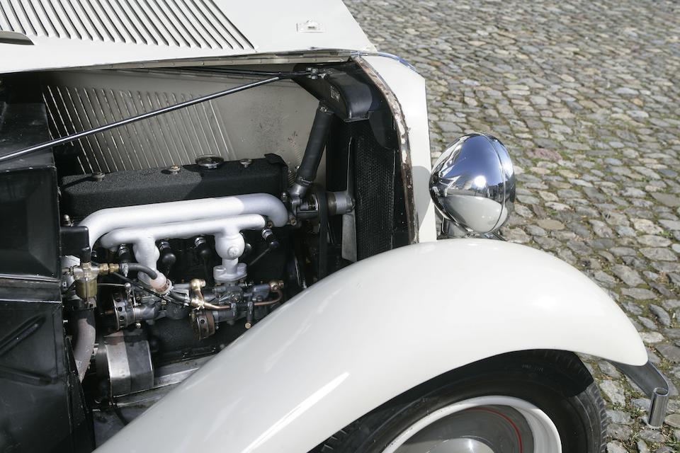1933 BMW 303 Cabriolet  Chassis no. 45255 Engine no. 45255