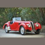 1937 Frazer-Nash BMW 328 Roadster  Chassis no. 85034 Engine no. 85034