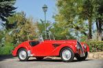 427The ex Gilbert 'Gillie' Tyrer,1937 Frazer-Nash BMW 328 Roadster  Chassis no. 85034 Engine no. 85034
