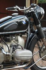 1939 BMW 597cc R66 Frame no. 512357 Engine no. 660763
