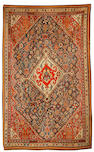 A Kashgai rug, South West Persia, circa 1900, 6 ft 7 in x 4 ft (201 x 123 cm) some minor wear,