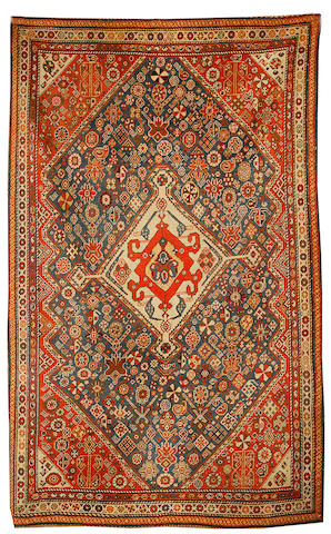 A Kashgai rug, South West Persia, circa 1900, 6 ft 7 in x 4 ft (201 x 123 cm) some minor wear