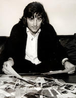 A collection of unique George Best pictures