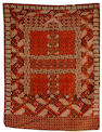 A Tekke ensi West Turkestan, circa 1890, 5 ft 2 in x 4 ft (158 x 122 cm) some very minor wear