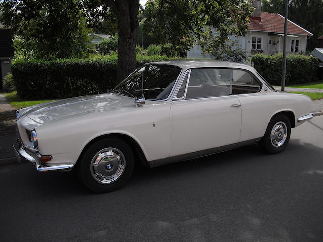 1964 BMW 3200 CS Bertone Coupé