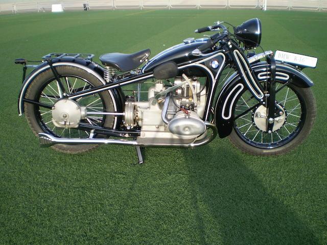 1932 BMW R16