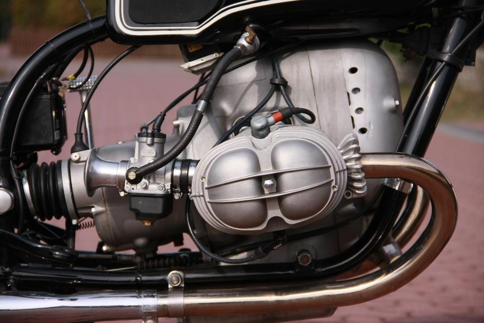 1963 BMW R60/2 Rennsport Replica Frame no. 624994 Engine no. 564907