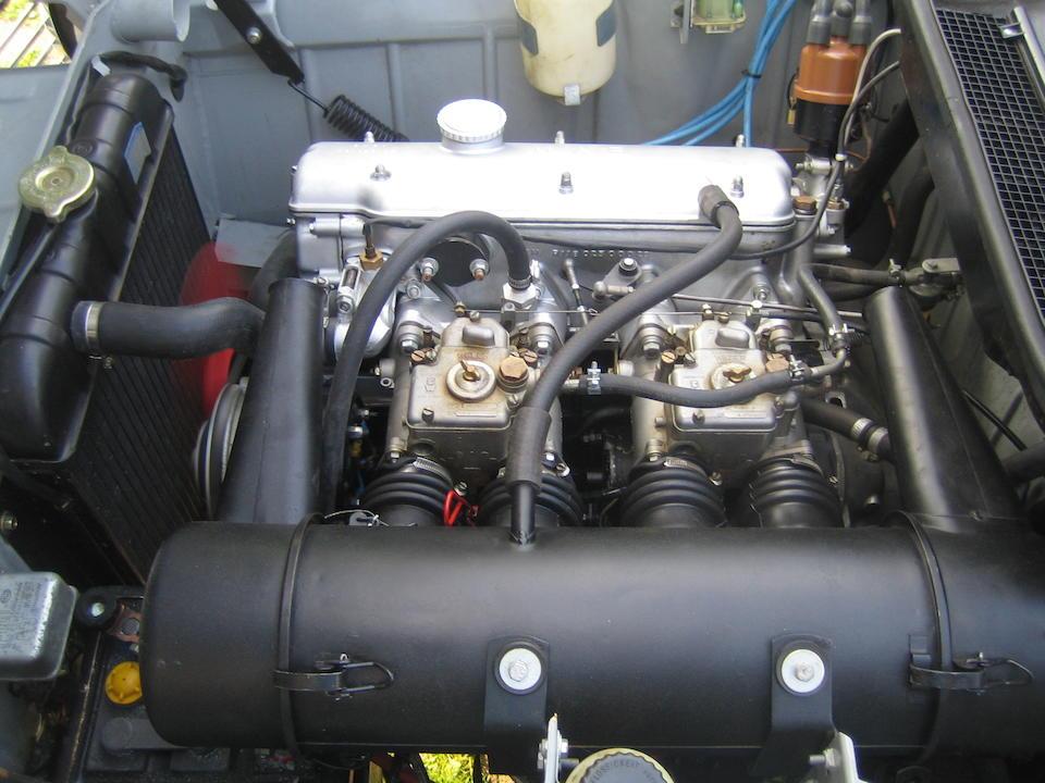 1965 BMW 1800 Ti/SA Sports Saloon  Chassis no. 995074