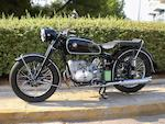 17,1952 BMW 594cc R68  Frame no. 650062 Engine no. 650062