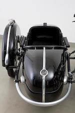1953 BMW 494cc R51/3 & Steib Sidecar Frame no. 533780 Engine no. 540006