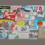 Post-War Royal Enfield sales brochures,