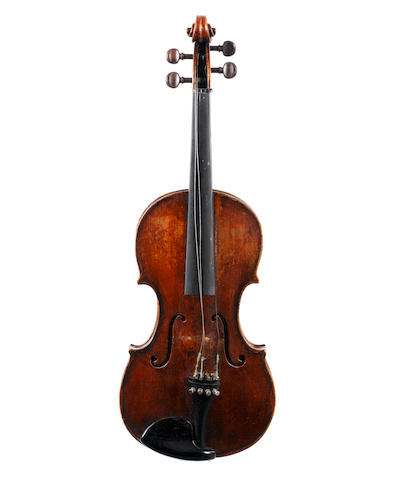 A French Violin attributed to Claude Pierray, Paris, circa 1730 (3)