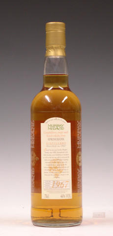 Springbank-31 year old-1967