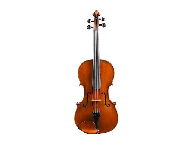 A viola by Johannes Cuypers