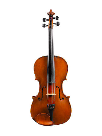 A Dutch Viola by Johannes Cuypers, The Hague, 1787 (2)