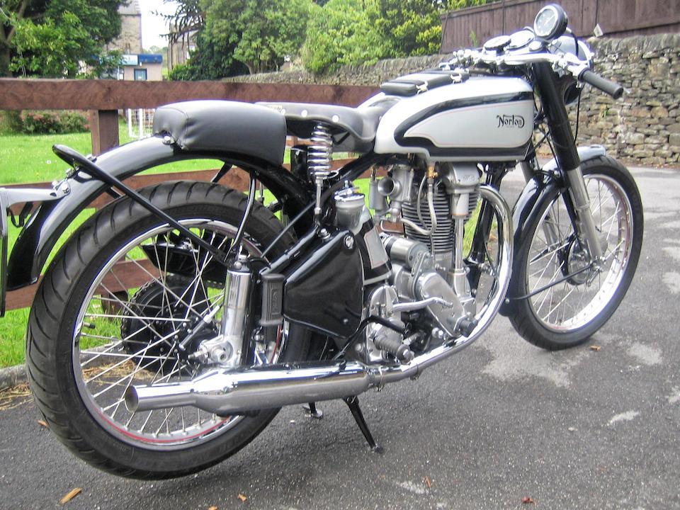 1949 Norton 490cc Model 30 International Clubman's TT Model Frame no. D11-21813 Engine no. D11-21813