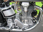1949 Norton 490cc Model 30 International Clubman's TT Model Frame no. D11-21813 Engine no. D11-21813