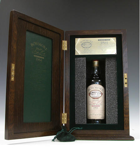 Bowmore Oloroso Cask-38 year old-1964