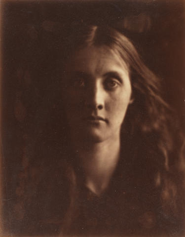 Julia Margaret Cameron (British, 1815-1879) Julia Jackson, 1867