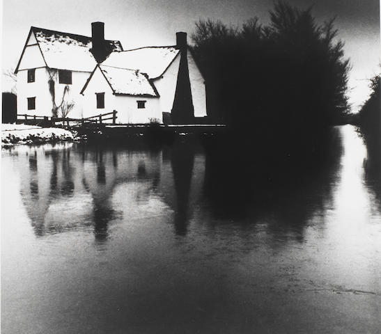 Bill Brandt for John Constable photograph