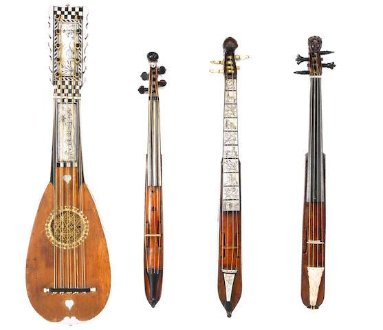 An early Mandolin (1)